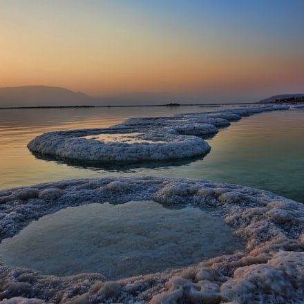 Dead Sea, Canon EOS 5DS R
