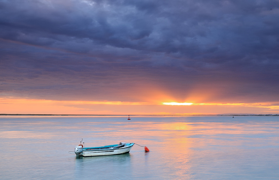 Photograph Entardecer na Ria by Jose Goncalves on 500px