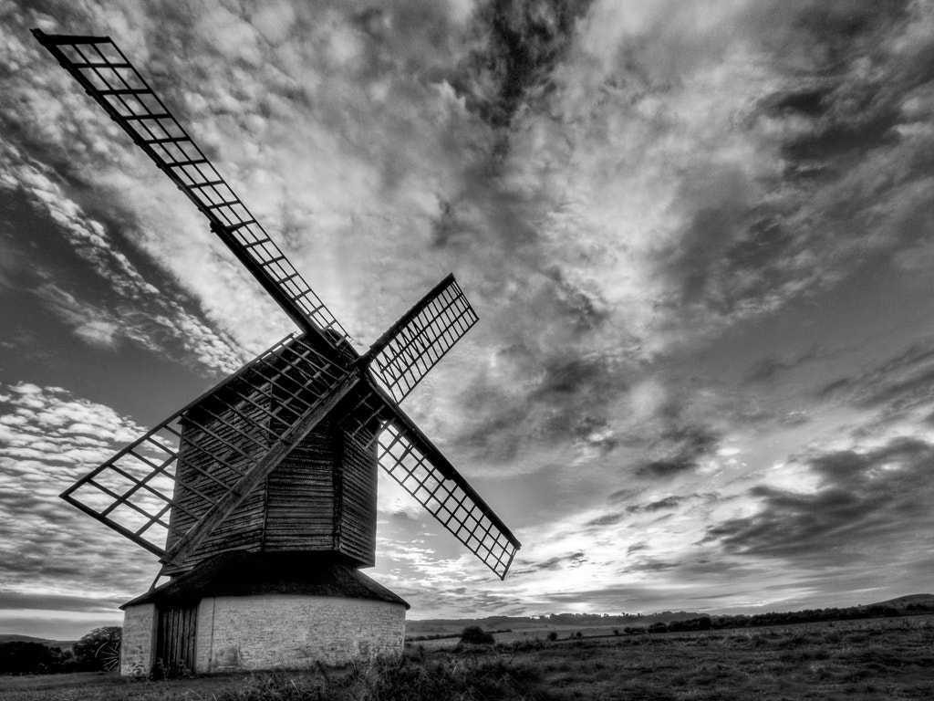 Photograph Pitstone Windmill by Richard Wilson on 500px
