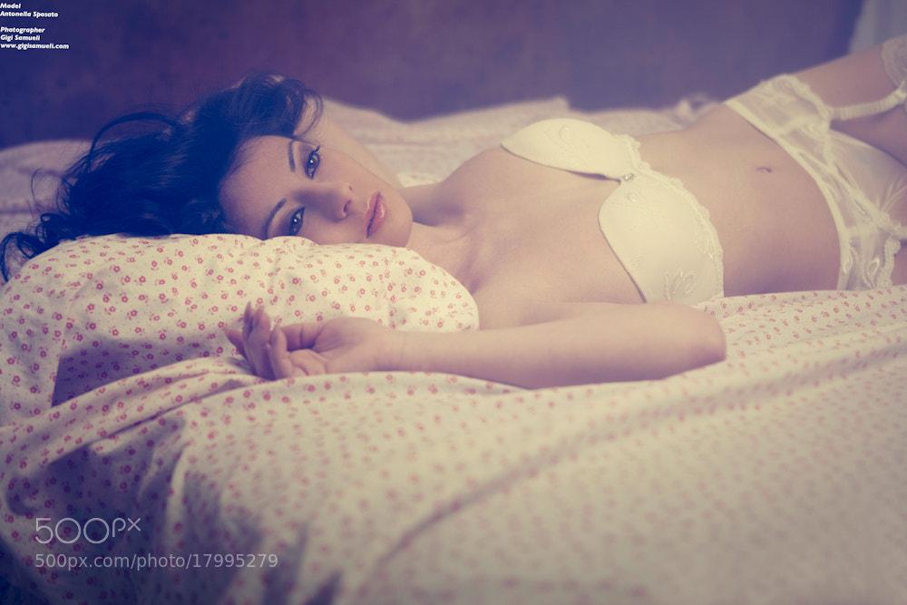 Photograph Dreaming... by antonella sposato on 500px