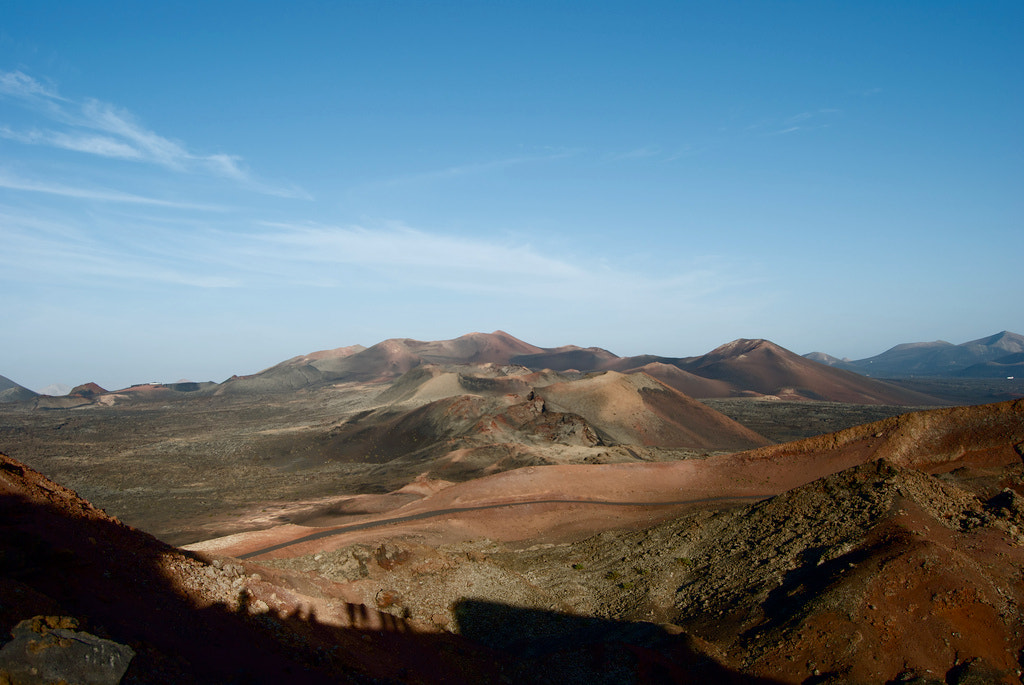 Photograph Timanfaya National Park, Lanzarote by Mark Tofton on 500px