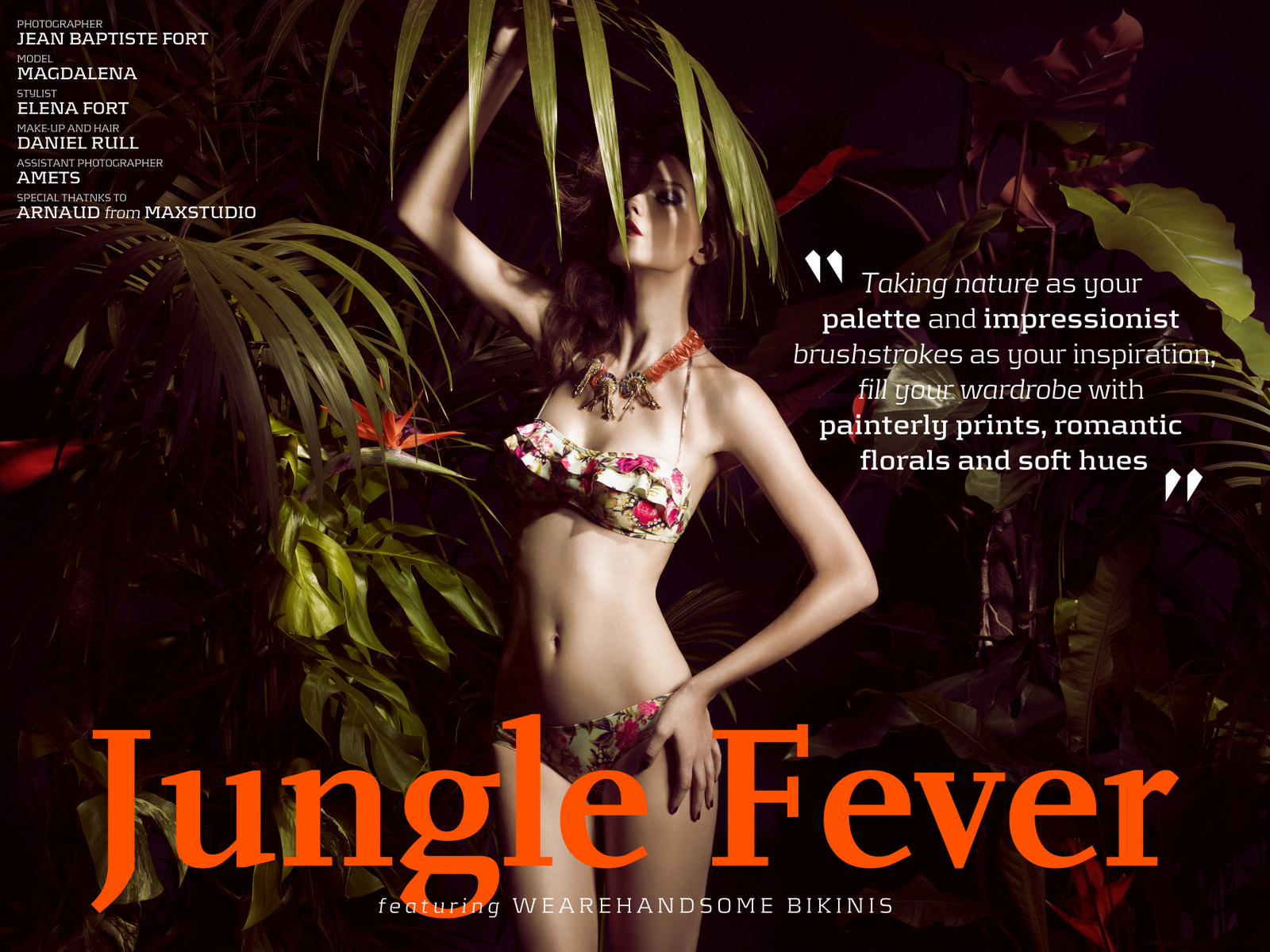 Photograph Jungle Fever by Jean-Baptiste Fort on 500px