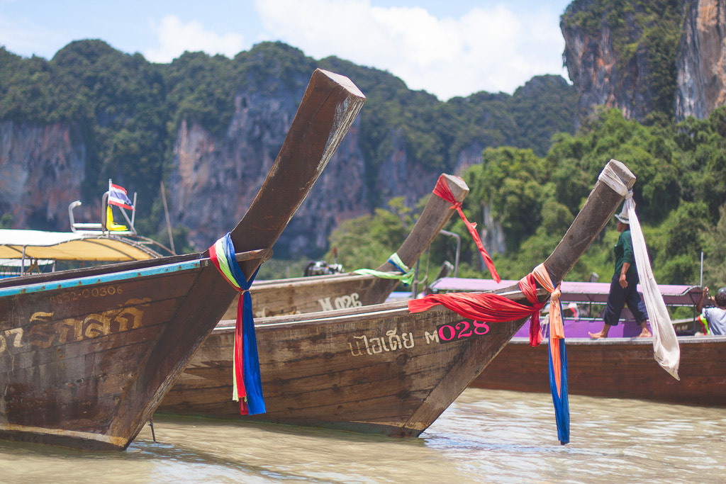 Photograph อ่าวไร่เลย์ / Railay Beach by Antøine Abramov on 500px