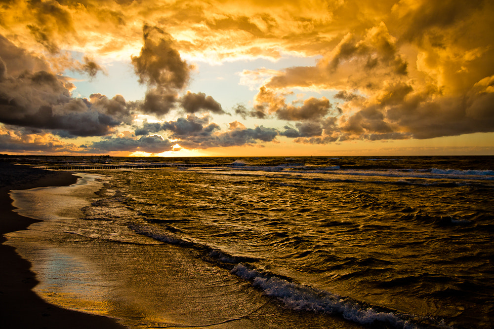Photograph Sunset III by Volkhard Korth on 500px