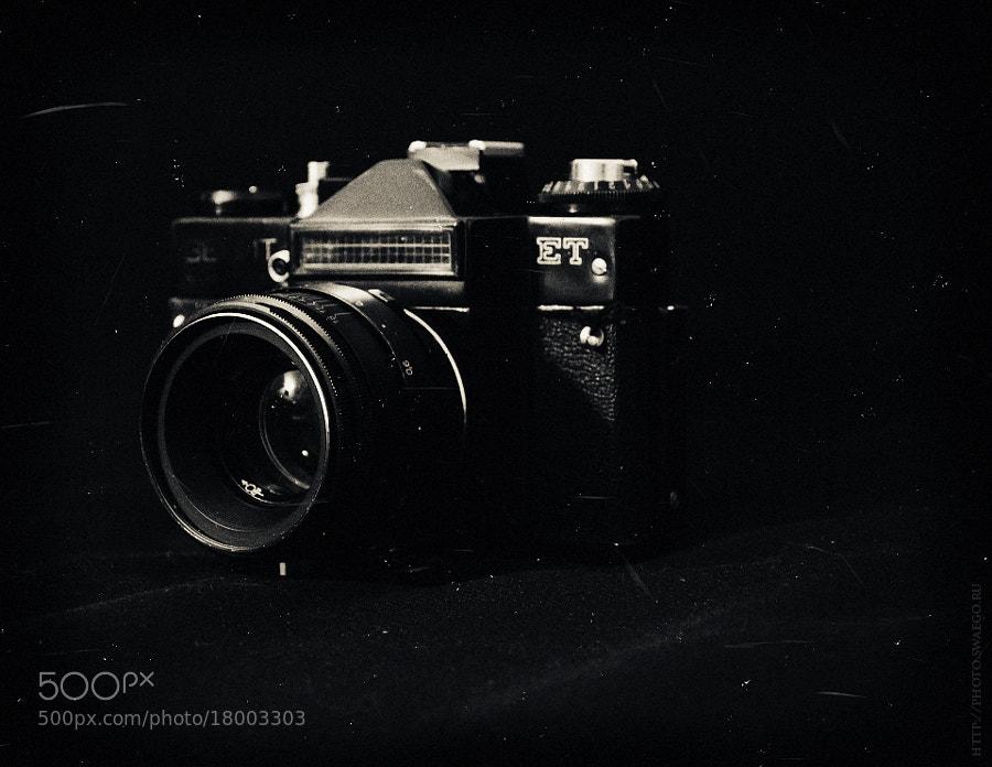 Zenit ET by Tolik Maltsev on 500px.com