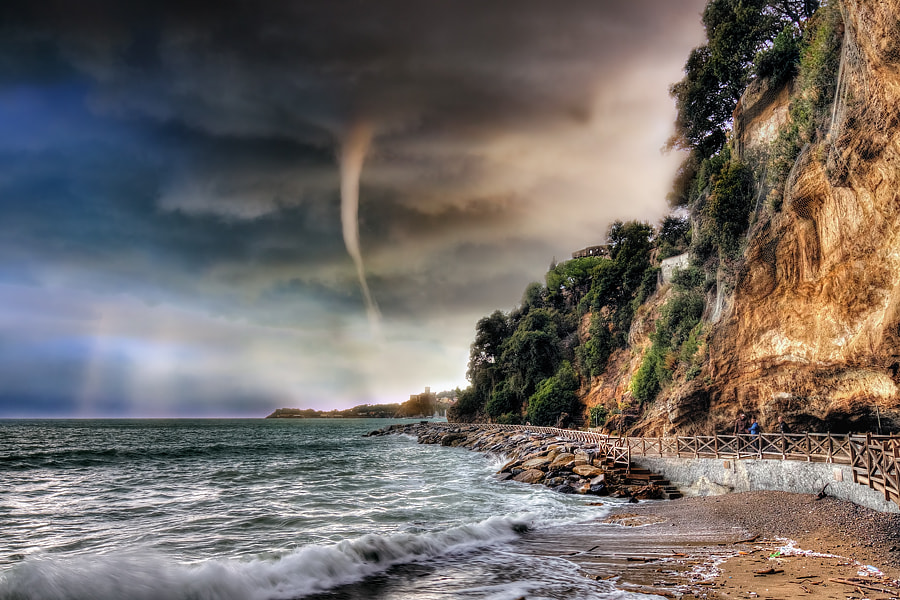 Photograph Tornado...! by Roberto Becucci on 500px