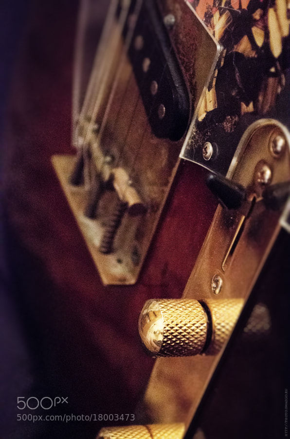 Fender by Tolik Maltsev on 500px.com