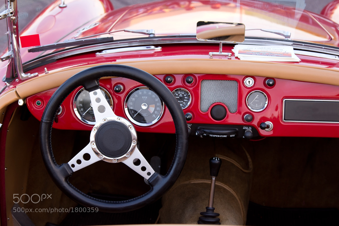 Photograph Classic car by Dereje Belachew on 500px