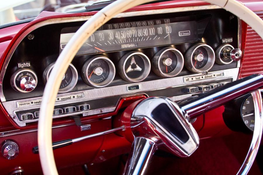 Classic car, автор — Dereje Belachew на 500px.com