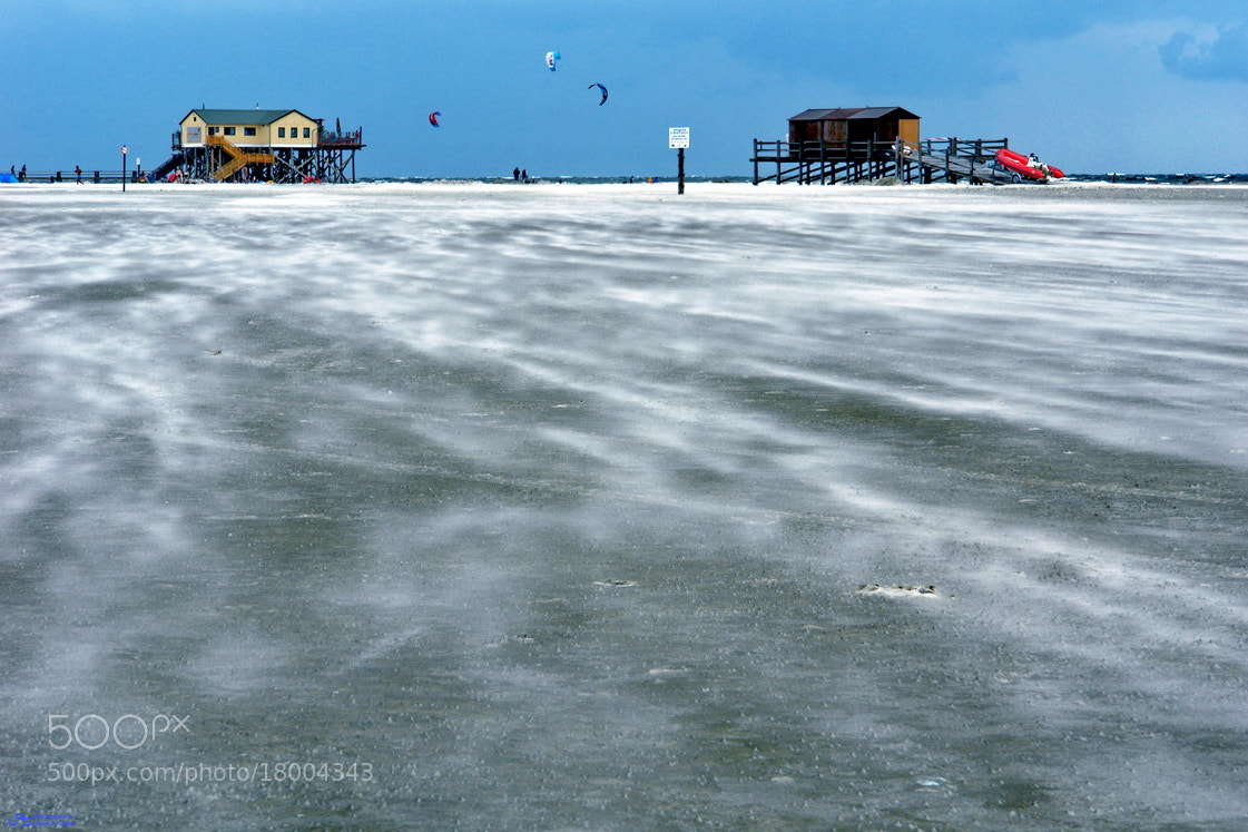 Photograph St. Peter-Ording by Ulrich R. Sieber on 500px