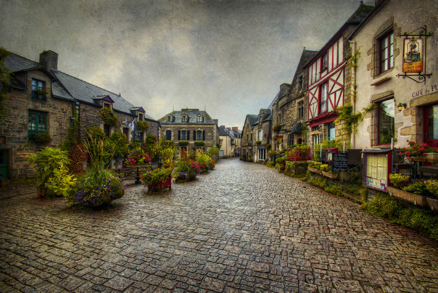 Photograph Rochefort-en-Terre by Ariasgonzalo . on 500px