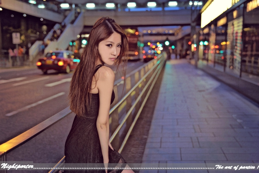 Photograph Downtown Girl by NightPorter Andrew on 500px