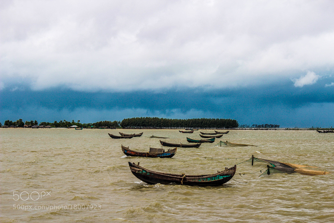 Photograph Bay of Bengal  by Abdullah Mahmud on 500px