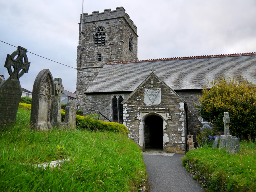 Cornwall Churches, UK by Sandra on 500px.com