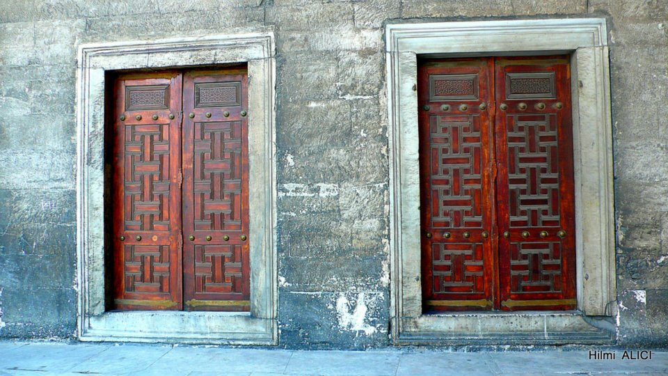 Photograph Doors by Ange K on 500px