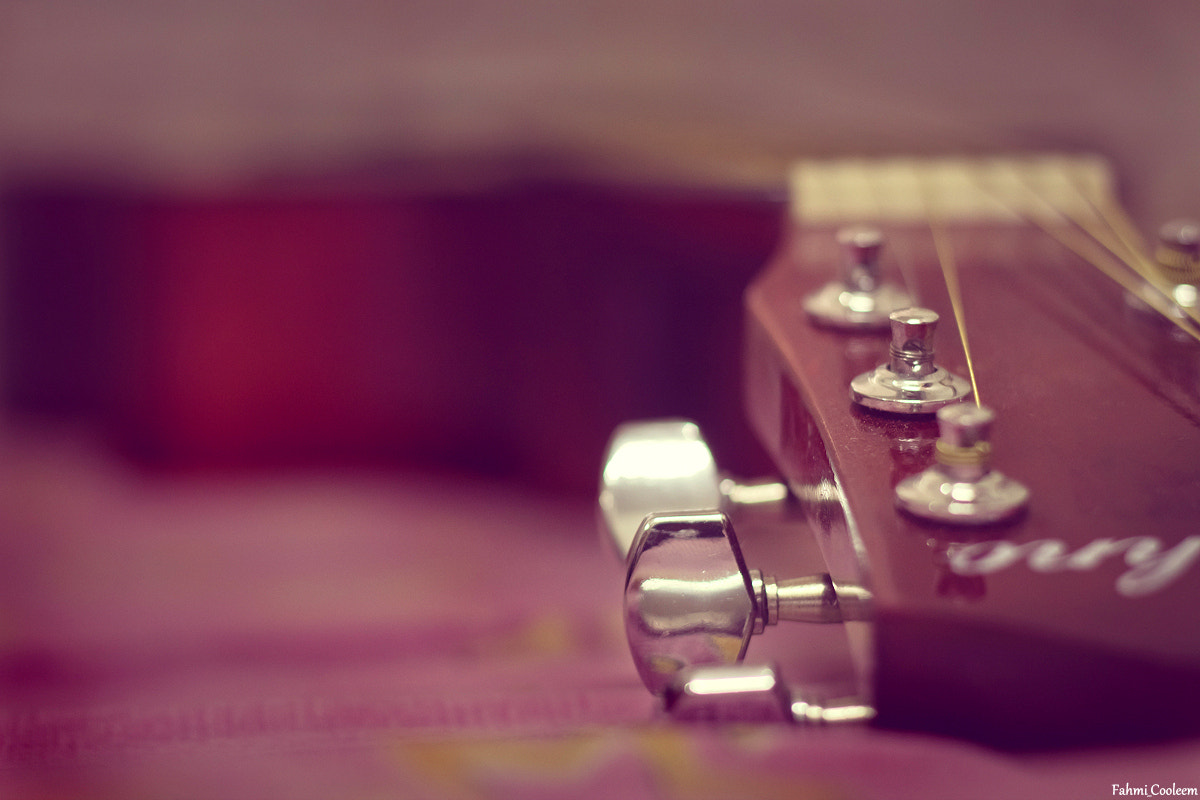 Photograph my guitar by fahmi cooleem on 500px