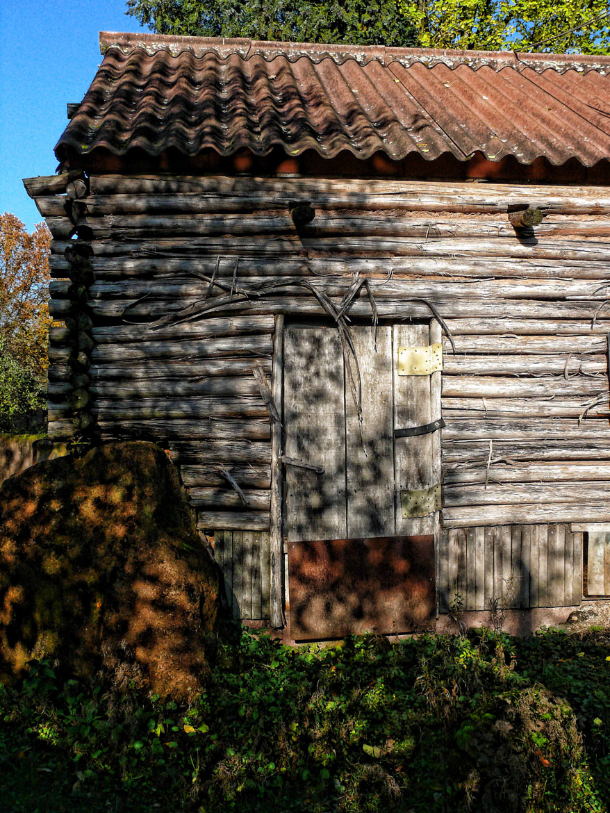 Photograph OLD CABIN by the frie on 500px