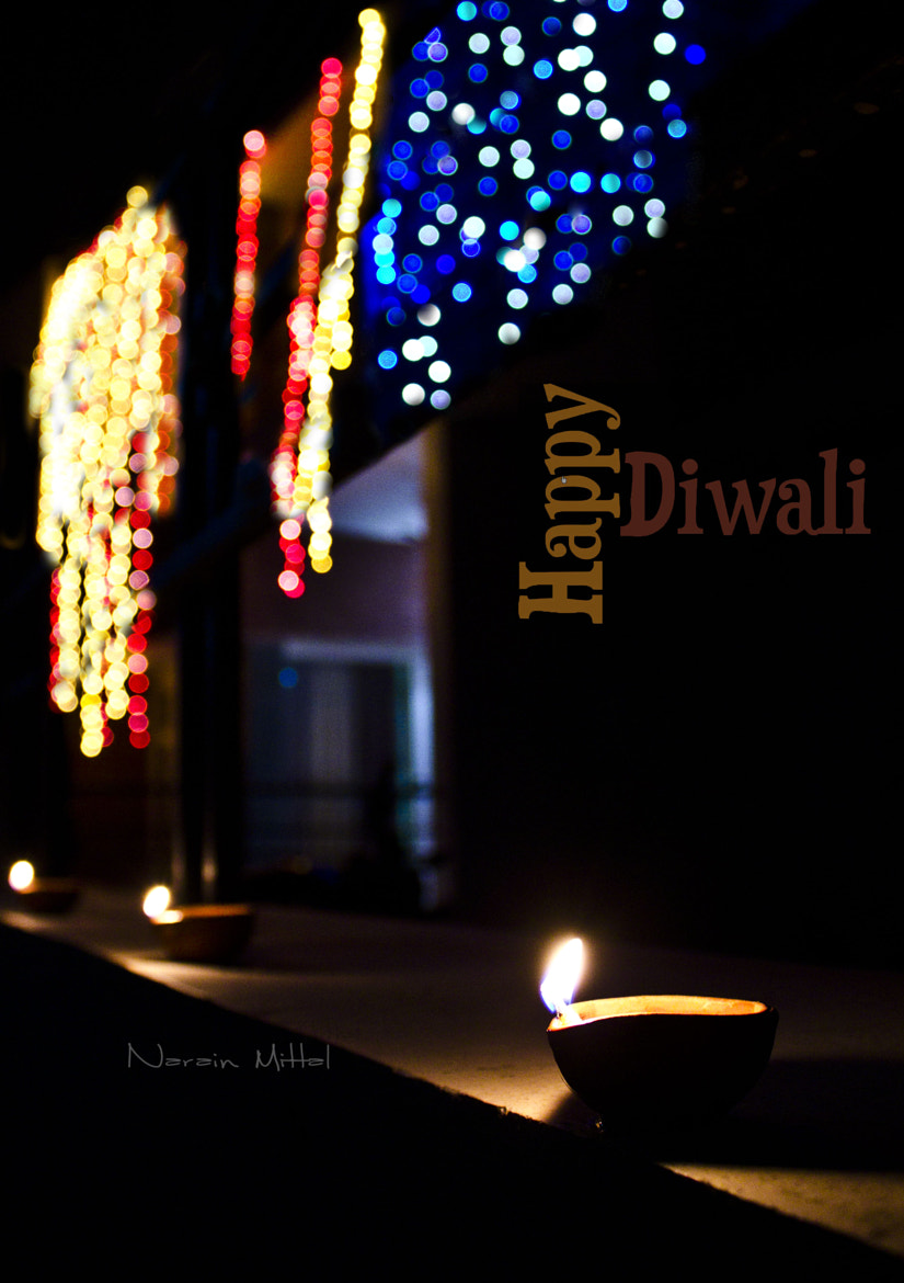 Photograph Happy Diwali by Narain Mittal on 500px