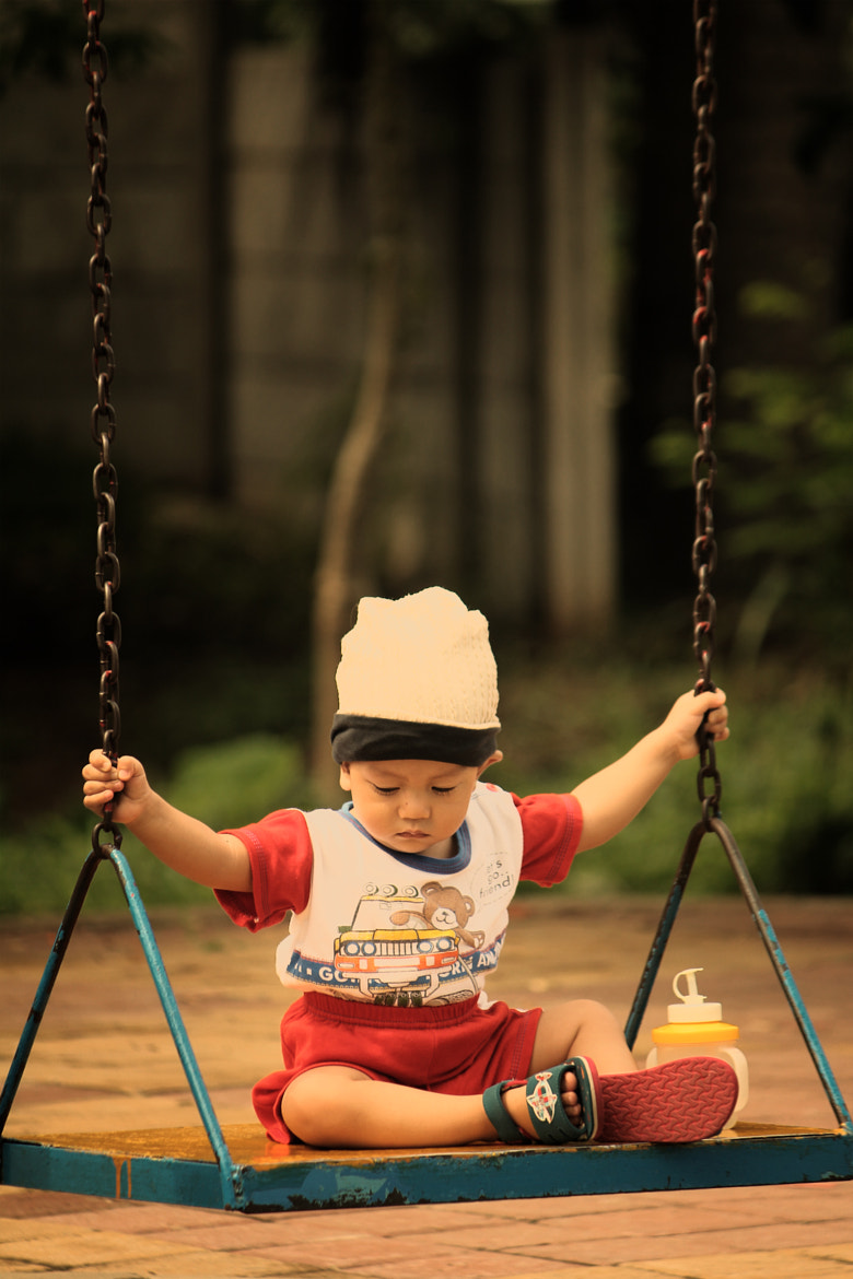 Photograph Come out and Play by Agung Laksana on 500px