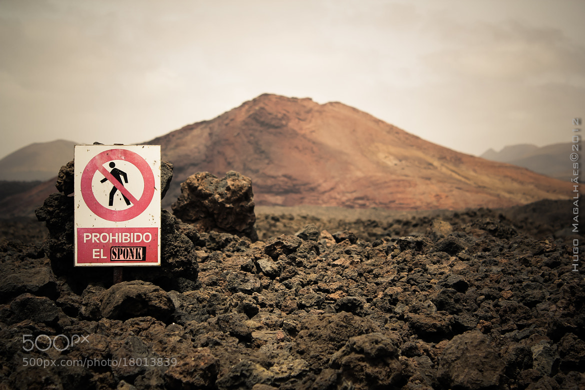 Photograph You shall not pass! by Hugo Magalhães on 500px