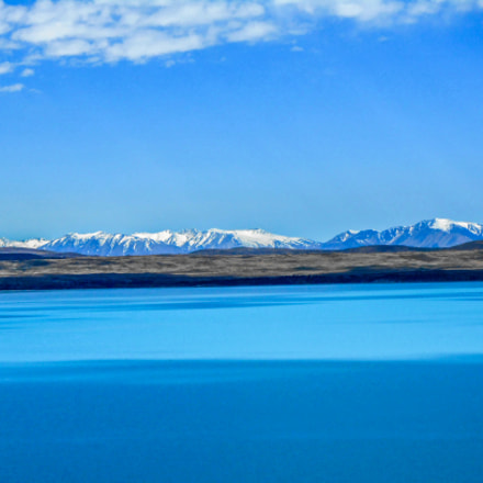 Lake Pukaki - New, Nikon COOLPIX S4200