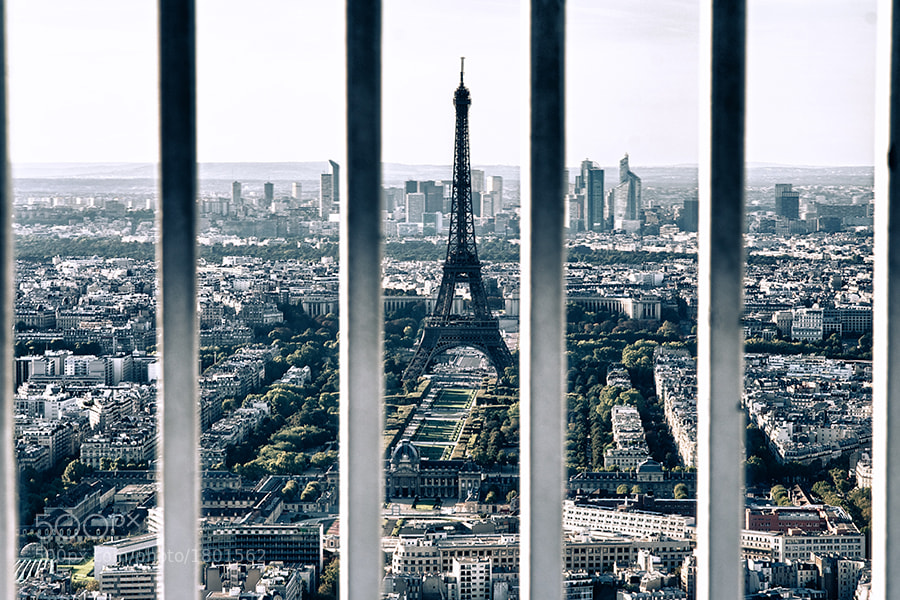 Photograph Equilibrium in Paris by Vanja Gavrić on 500px