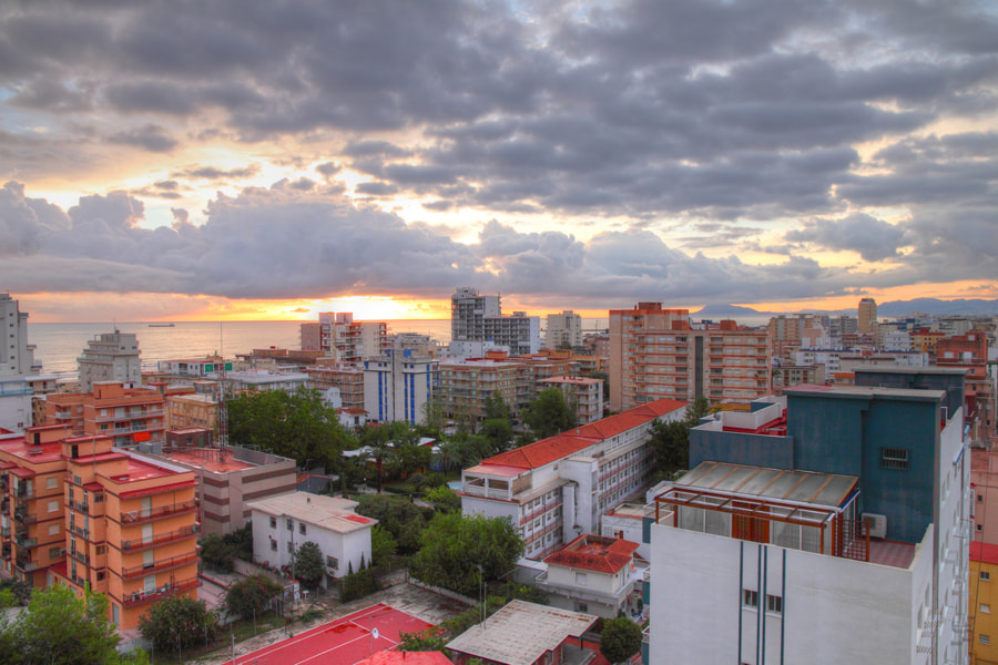 Photograph Gandia HDR by Raquel Asenjo on 500px