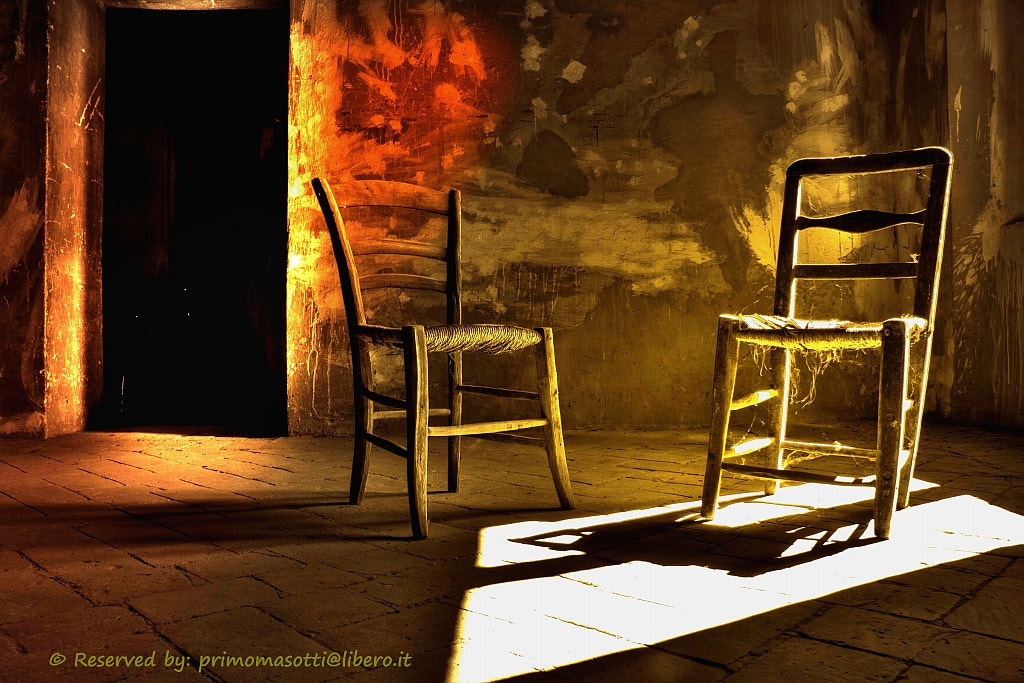 Photograph The wait _3205_ dvd 15 by primo masotti on 500px