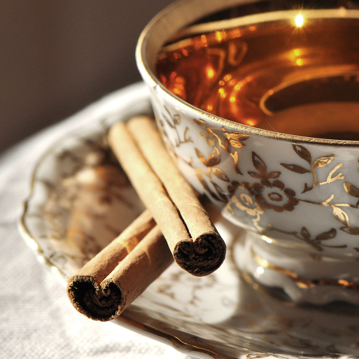 Photograph .tea.cinnamon. by Verena G. on 500px