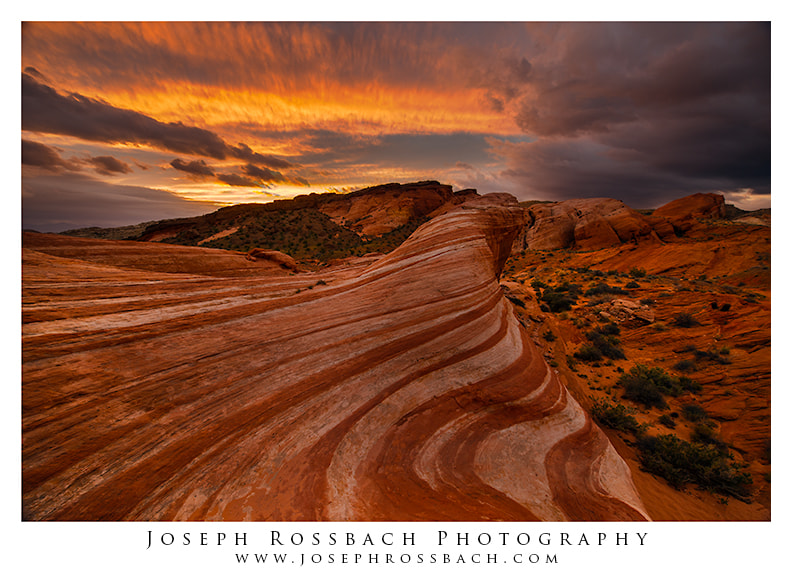 Photograph Fire Wave by Joseph Rossbach on 500px