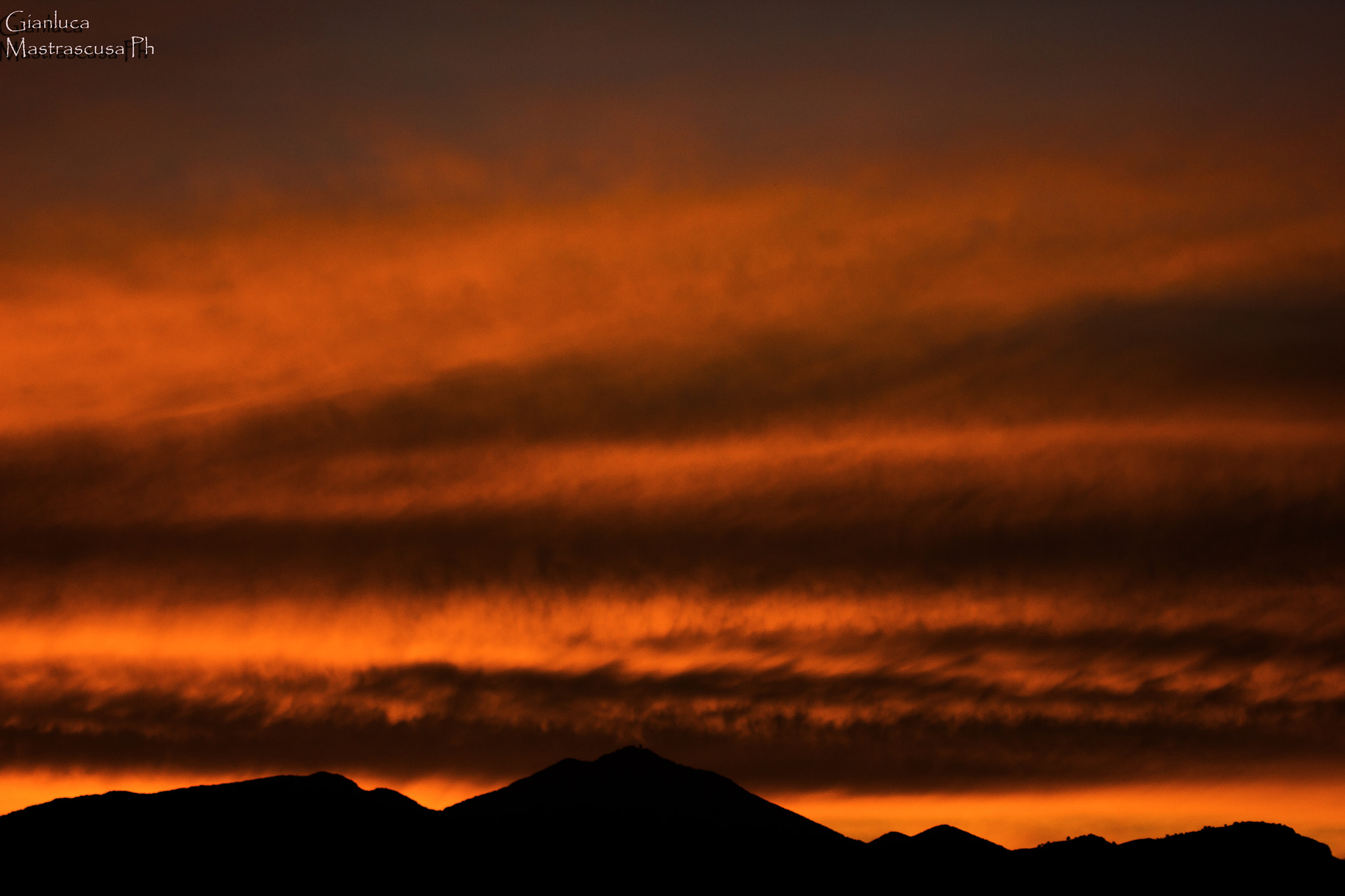Photograph Special Sunset by Gianluca Mastrascusa on 500px