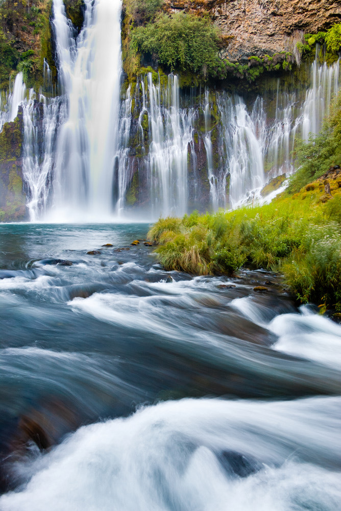 Photograph Burney Falls by Lukas Wenger on 500px