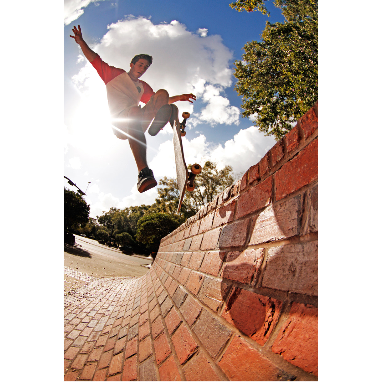Photograph Blunt Fakie by Justin Evans on 500px