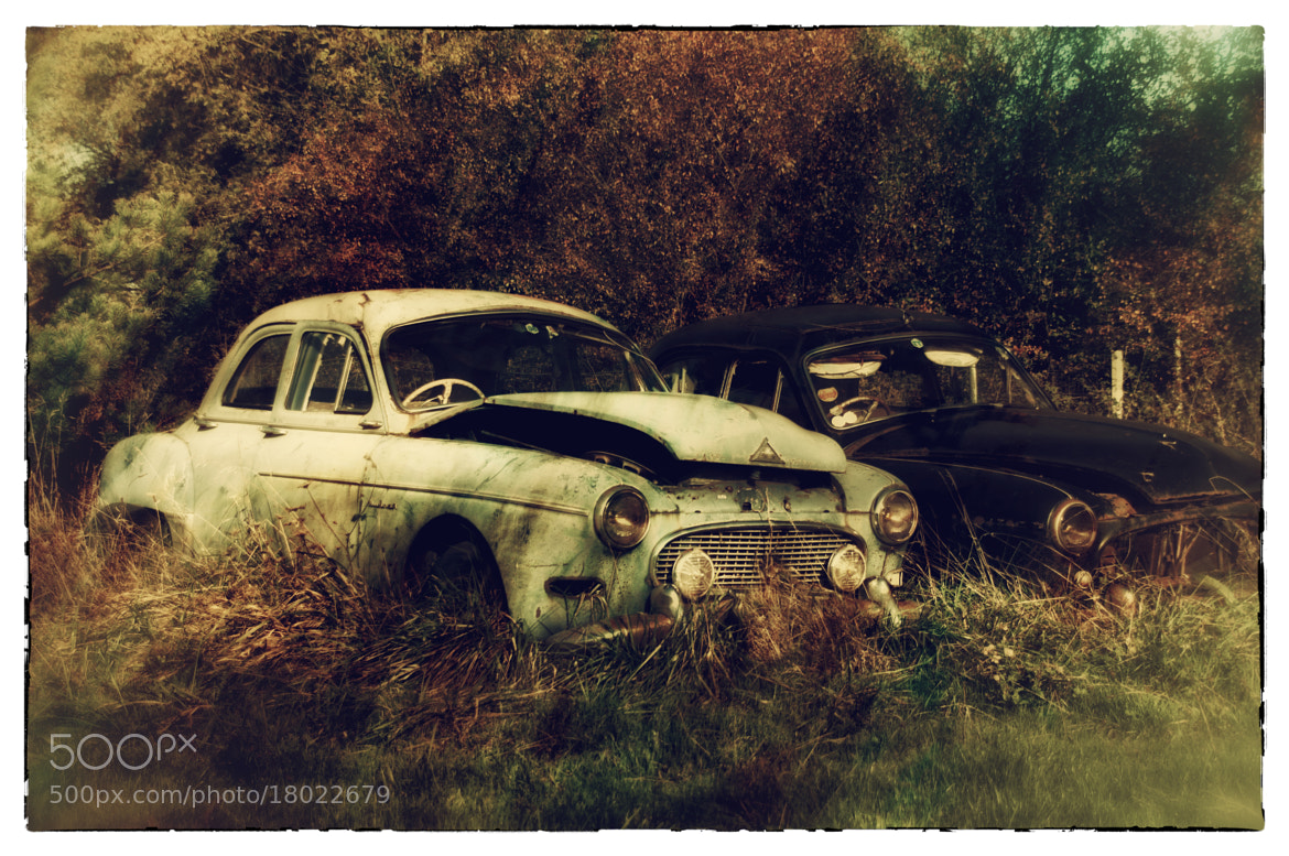 Photograph Old cars by Christian BERND on 500px
