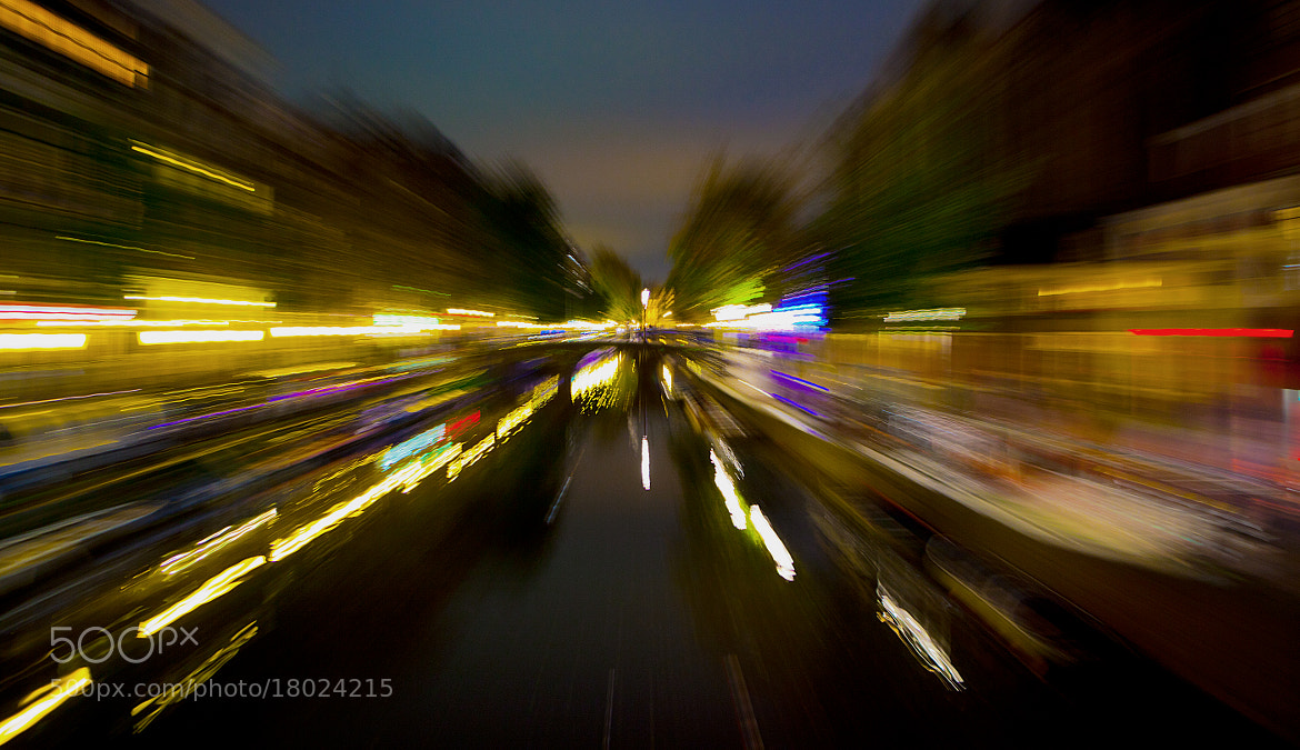 Photograph Fear and Loathing in Amsterdam by Thorsten Jung on 500px
