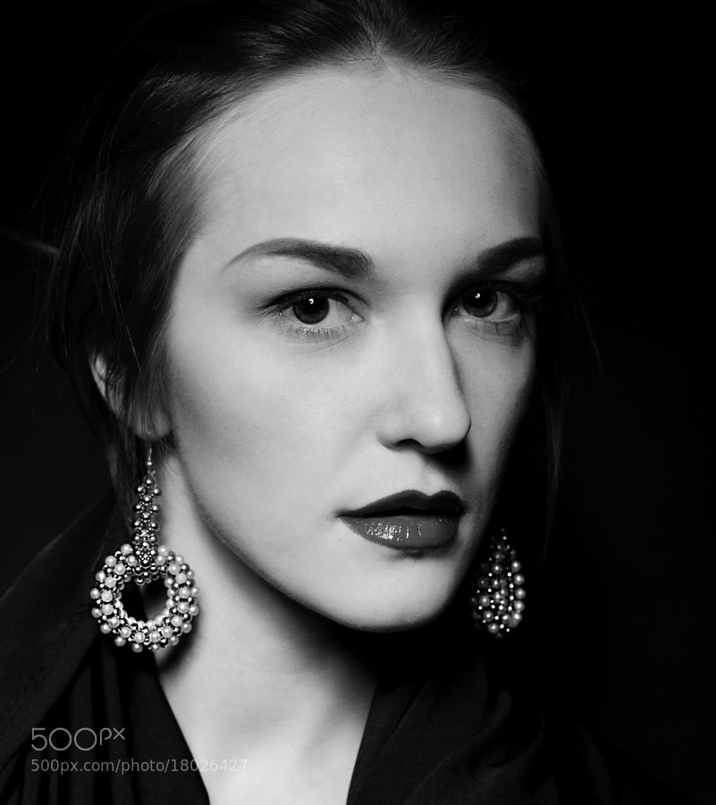 Photograph Dariya Zabavnaya by Diana Geroeva on 500px