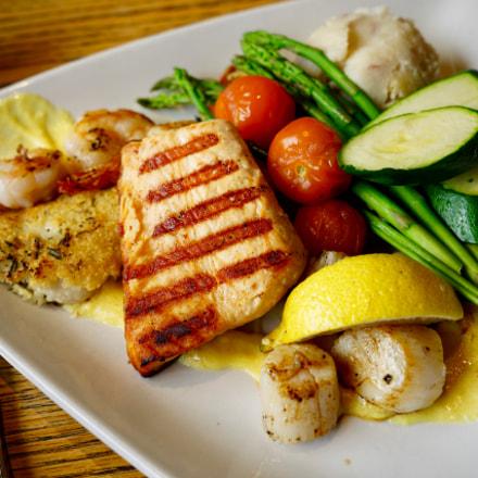 Lunenburg Seafood Goodness