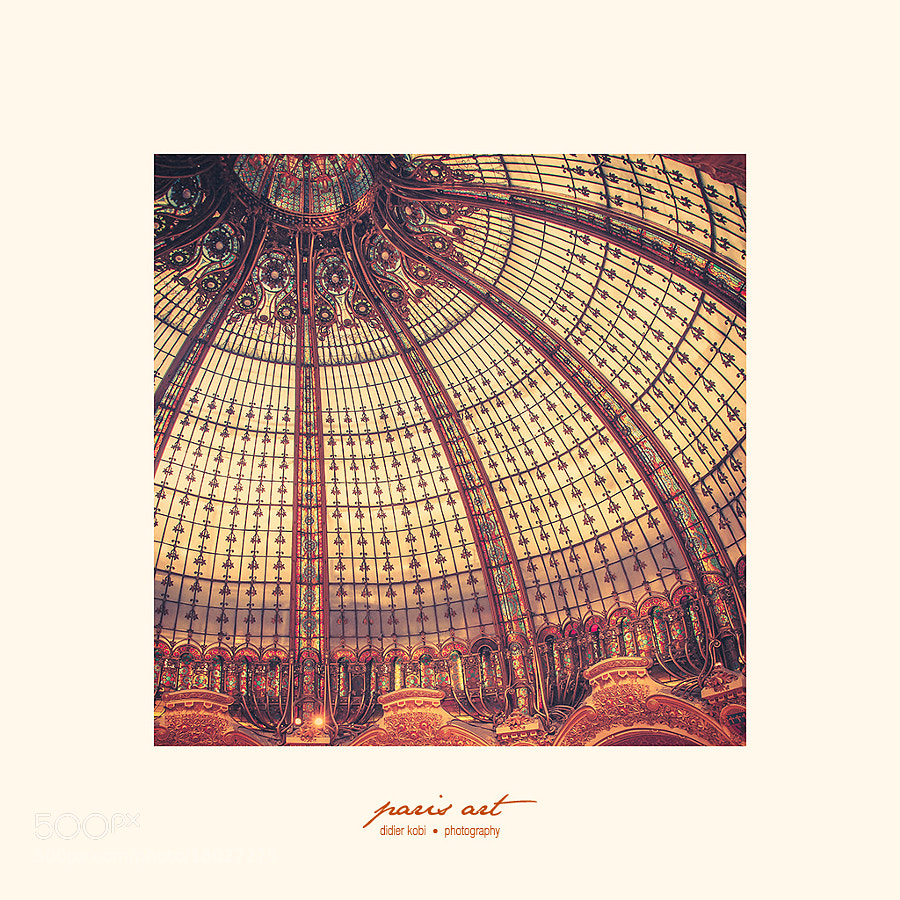 Galeries Lafayette I by Didier Kobi