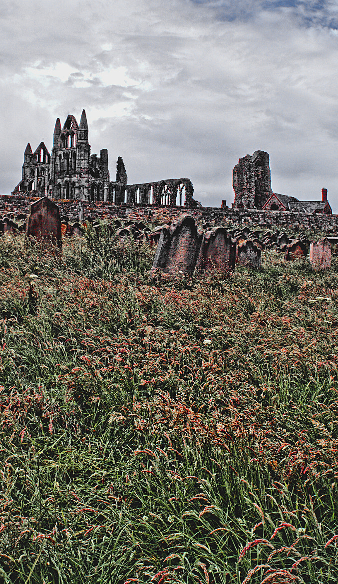 Photograph Whitby Abbey by Thorsten Jung on 500px