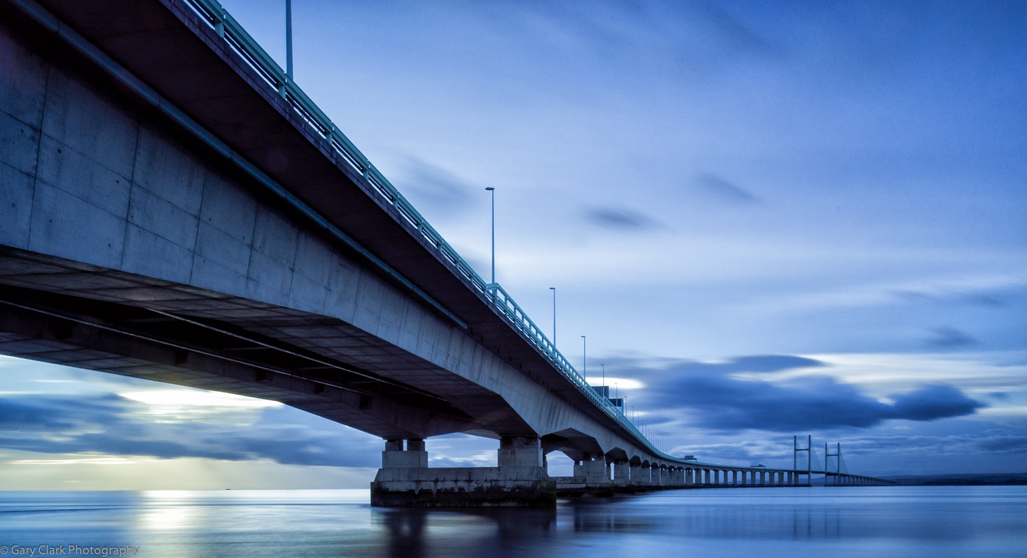 Photograph Second Severn Crossing LE by Gary Clark on 500px