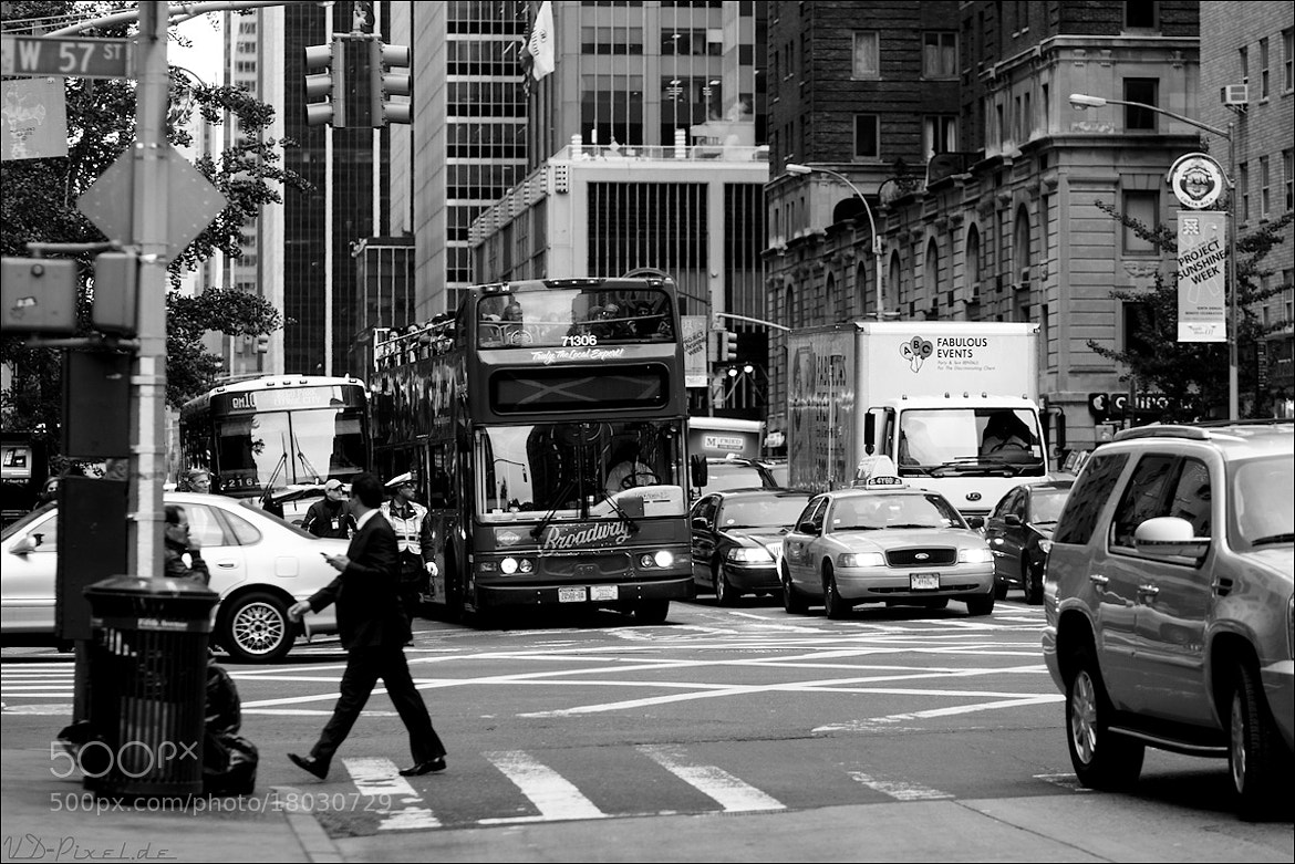 Photograph NYC, 6th avenue by Виктор Д. on 500px
