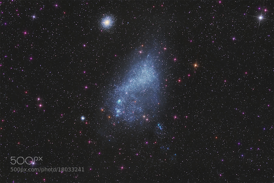 Photograph Small Magellanic Cloud by Rafael Defavari on 500px