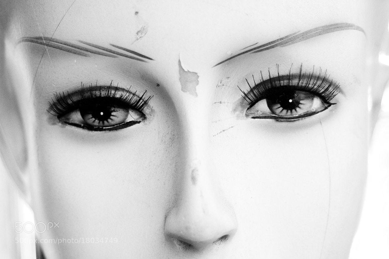 Photograph fake eyes by Patrick Weinhofer on 500px
