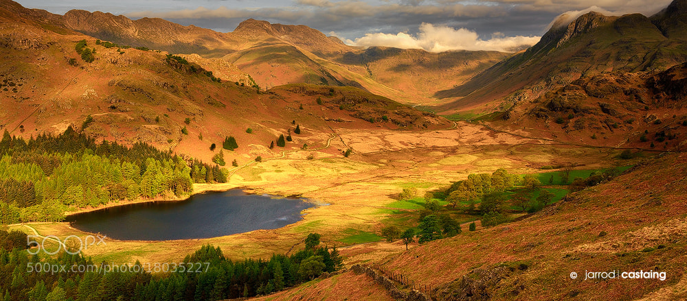 Photograph Blea Tarn by Jarrod Castaing on 500px