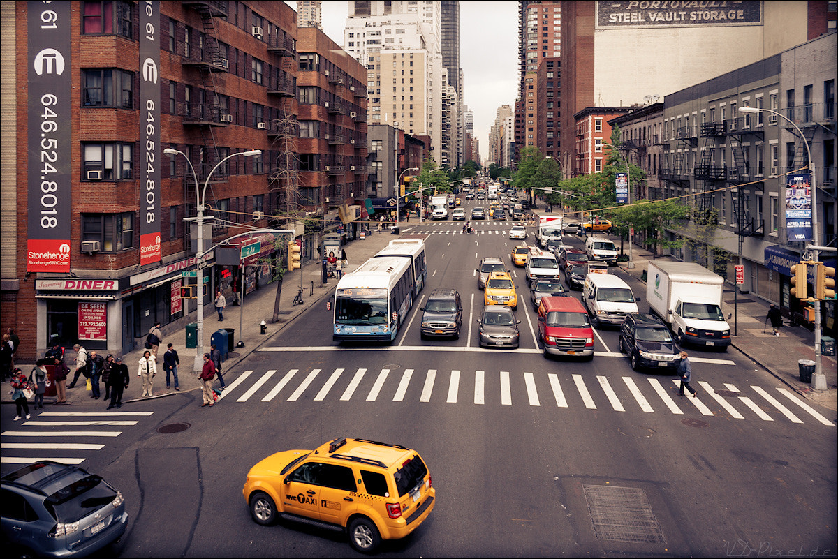 Photograph 2nd Avenue by Виктор Д. on 500px