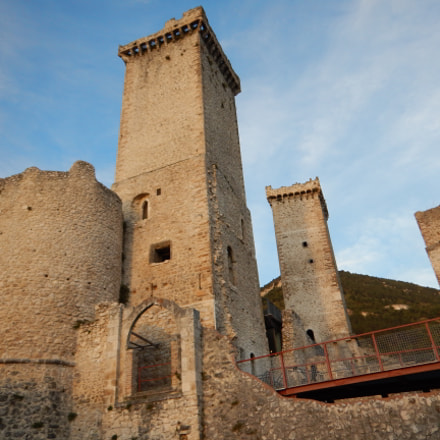 Castello Caldoreschi -  Pacentro -