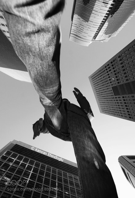 Photograph One Giant Leap by Kamran Efendioglu on 500px