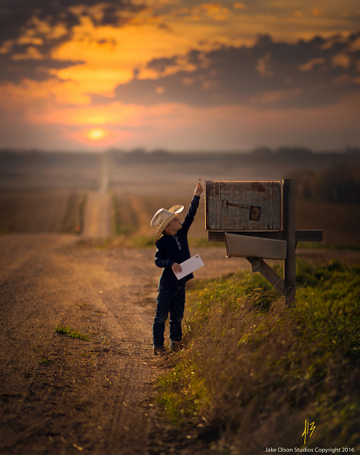 Mail Man by Jake Olson Studios on 500px.com