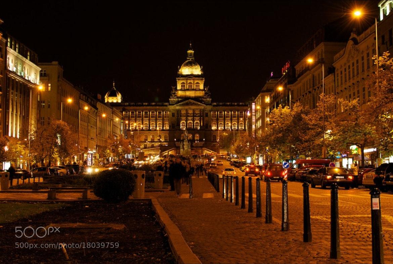 Photograph Piazza Venceslao by Francesca Montuolo on 500px