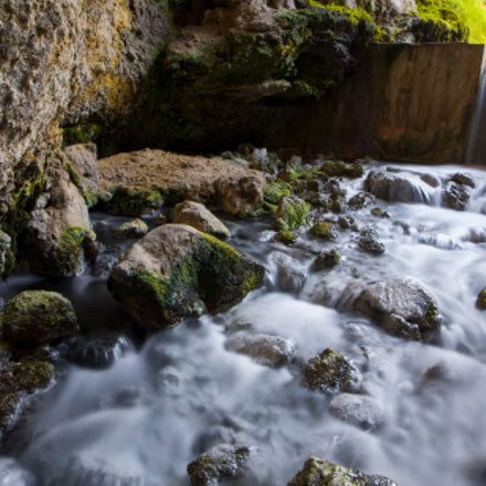 Waterfall 2, Canon EOS 5D, Tamron AF 19-35mm f/3.5-4.5